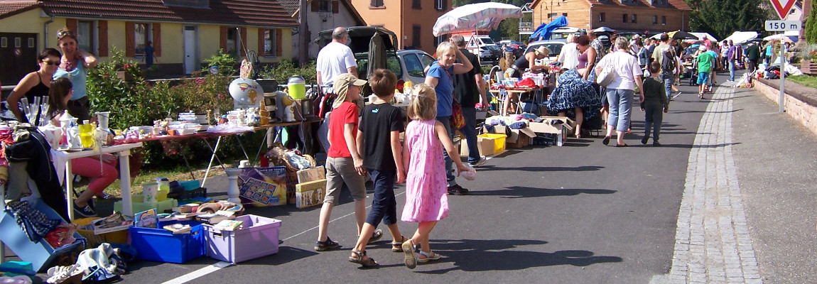 Fête du village 2 septembre 2018
